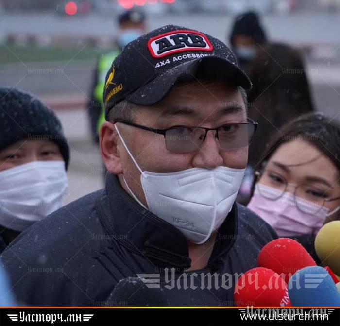 Ц.Туваан: Дарангуй, коммунист намын эсрэг ҮХСЭН ч яахав